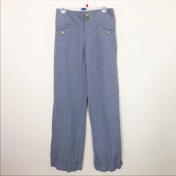 Anthropologie Pants - Anthropologie Elevenses Wide Leg Trousers